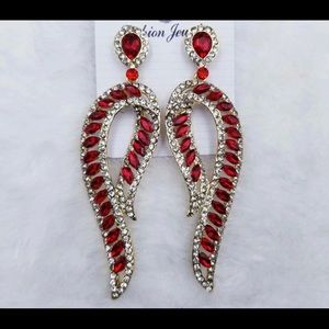 Accessories - Silver plated earrings